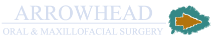 Logo for Arrowhead Oral and Maxillofacial Surgery